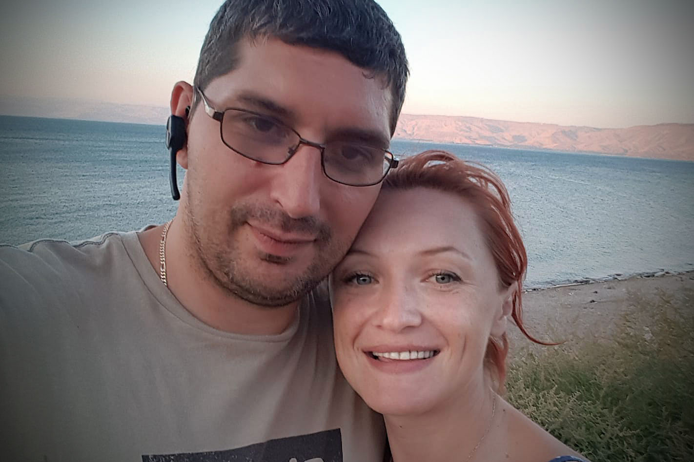 <strong>MICHAEL AND NATALIA MILEVSKI</strong>