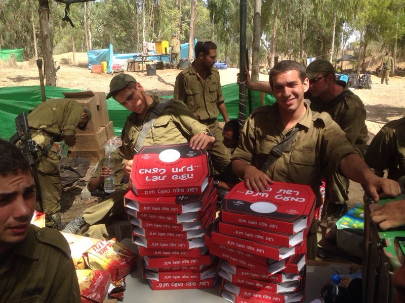 Pizzas for Soldiers 1
