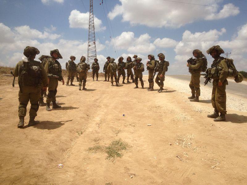 SoldiersGazaOurGuys