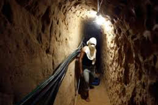 Tunnels – The Greatest Threat Of All