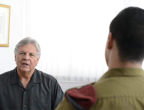 Interview with Lone Soldier from Elite Unit of IDF