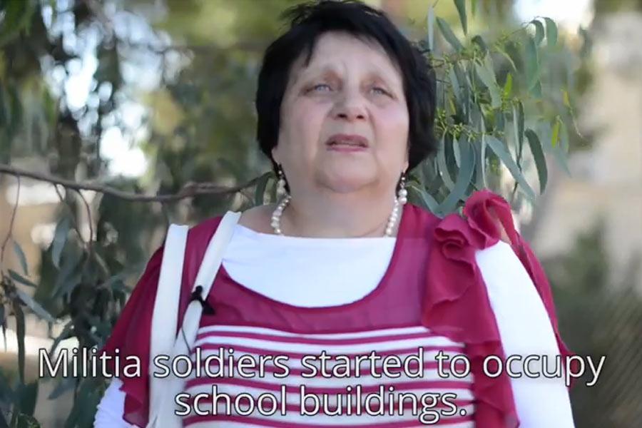 Interview with Alla, refugee from Ukraine